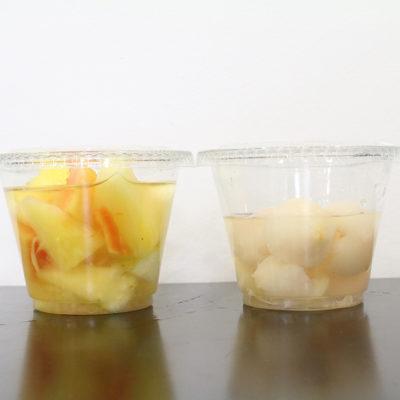 Fruits - Bao a Lyon - BaoTime - Restaurant Chinois Lyon
