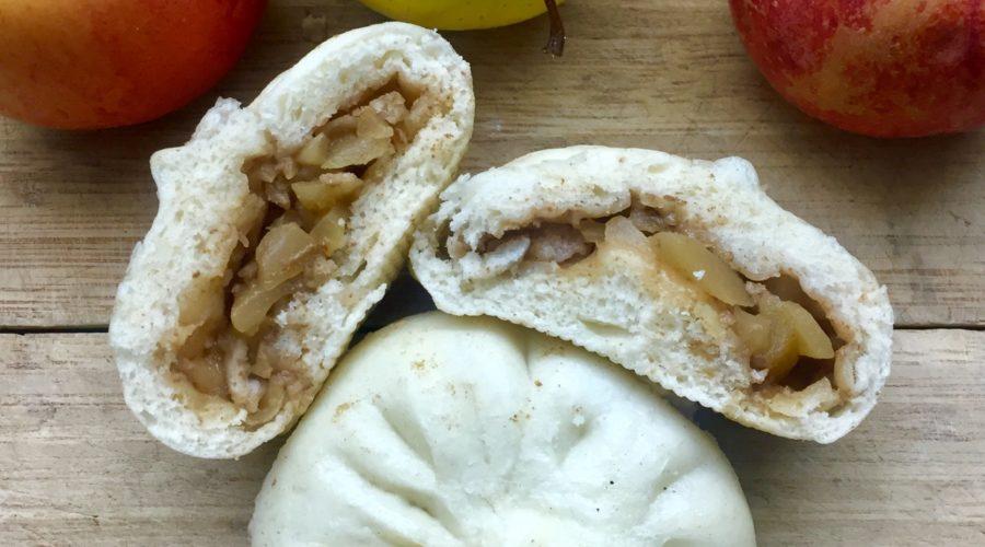 Tian bao Pommes & caramel beurre salé !